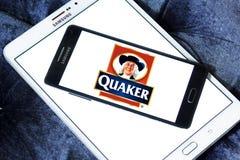Logo de Quaker Oats Company illustration de vecteur
