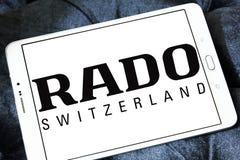 Logo de Rado image libre de droits