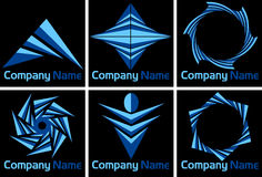 Logo de ramassage illustration stock