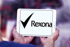 Logo de Rexona Images stock