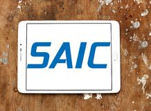Logo de SAIC, la Science Applications International Corporation Photo libre de droits