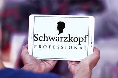 Logo de Schwarzkopf Photo libre de droits
