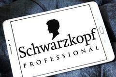 Logo de Schwarzkopf Image stock