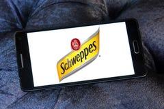 Logo de Schweppes Image libre de droits