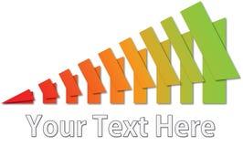 Logo de signal Image libre de droits