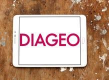 Logo de société de boissons alcoolisées de Diageo Photo libre de droits