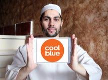 Logo de société de commerce électronique de Coolblue Photographie stock
