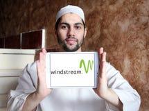 Logo de société de communications de Windstream Image libre de droits