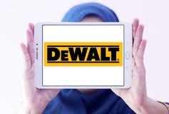 Logo de société de DeWalt Photographie stock