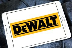 Logo de société de DeWalt Photo stock