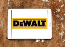 Logo de société de DeWalt Photographie stock libre de droits