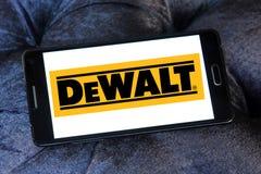 Logo de société de DeWalt Image stock