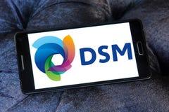 Logo de société de DSM Images stock