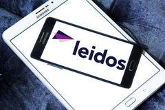 Logo de société de Leidos photo stock