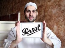 Logo de société de Persol Photo stock
