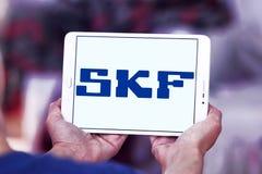 Logo de société de SKF Photographie stock libre de droits