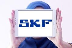 Logo de société de SKF Photo stock