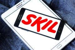 Logo de société de SKIL Power Tools Image libre de droits