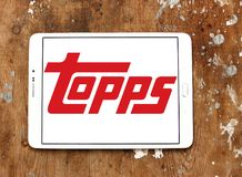 Logo de société de Topps Photo libre de droits