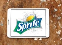 Logo de Sprite Image stock