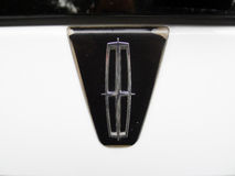 Logo de suv de Lincoln photo libre de droits