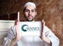 Logo de SYNNEX Corporation Photos stock