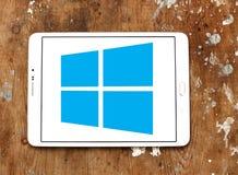 Logo de système d'exploitation de Windows Photographie stock libre de droits