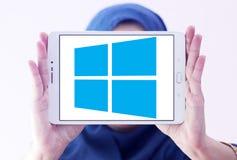 Logo de système d'exploitation de Windows Images libres de droits