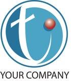 Logo de technologie Photo libre de droits