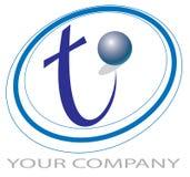 Logo de technologie Image libre de droits