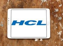 Logo de technologies de HCL Image libre de droits
