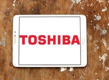 Logo de Toshiba Photo stock