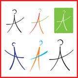 Logo de vecteur Photos libres de droits