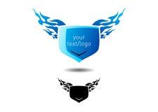 Logo de vecteur Image libre de droits