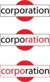 Logo de Vector Corporation Images stock