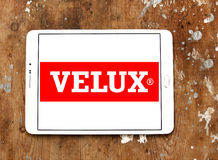 Logo de Velux Photo stock