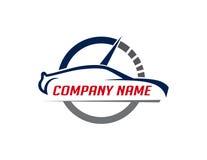 Logo 4 de voiture Image stock