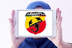 Logo de voiture d'Abarth Photo libre de droits