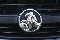 Logo de volt de Holden image stock