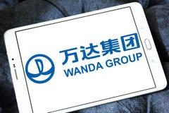 Logo de Wanda Group Image stock