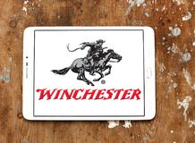 Logo de Winchester Repeating Arms Company Photo libre de droits