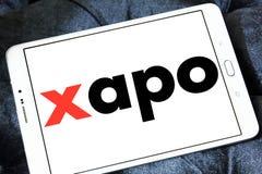 Logo de Xapo Photos stock