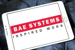 BAE Systems logo Stock Images
