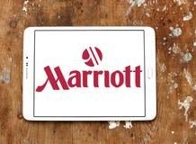 Logo degli hotel e delle località di soggiorno di Marriott Immagine Stock Libera da Diritti