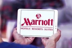 Logo degli hotel e delle località di soggiorno di Marriott Immagine Stock