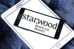 Logo degli hotel e delle località di soggiorno di Starwood Fotografia Stock