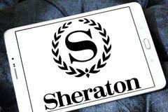 Logo degli hotel e delle località di soggiorno di Sheraton Fotografie Stock Libere da Diritti