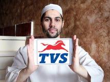 Logo dei motocicli delle TV Fotografie Stock Libere da Diritti