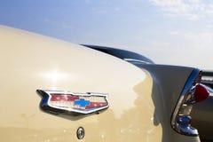 Logo del classico di Chevrolet Fotografie Stock Libere da Diritti