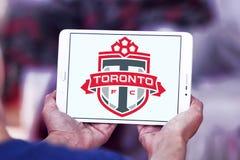 Logo del club di calcio di Toronto FC Immagine Stock